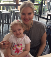 Brooke's journey to have a sibling for her daughter Violet & seeking an Egg Donor Angel